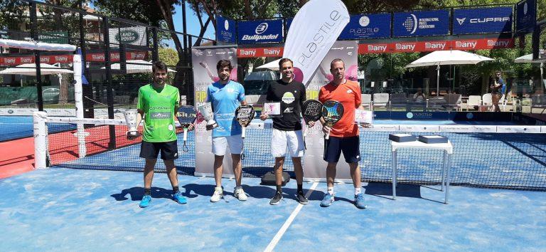 FIP Padel Riccione: vincitori Zapata-Gadea e finalisti Cotto-Tamame