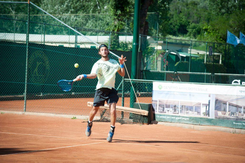 Galimberti Tennis Academy: Picchione in finale nell'Open di Tortoreto
