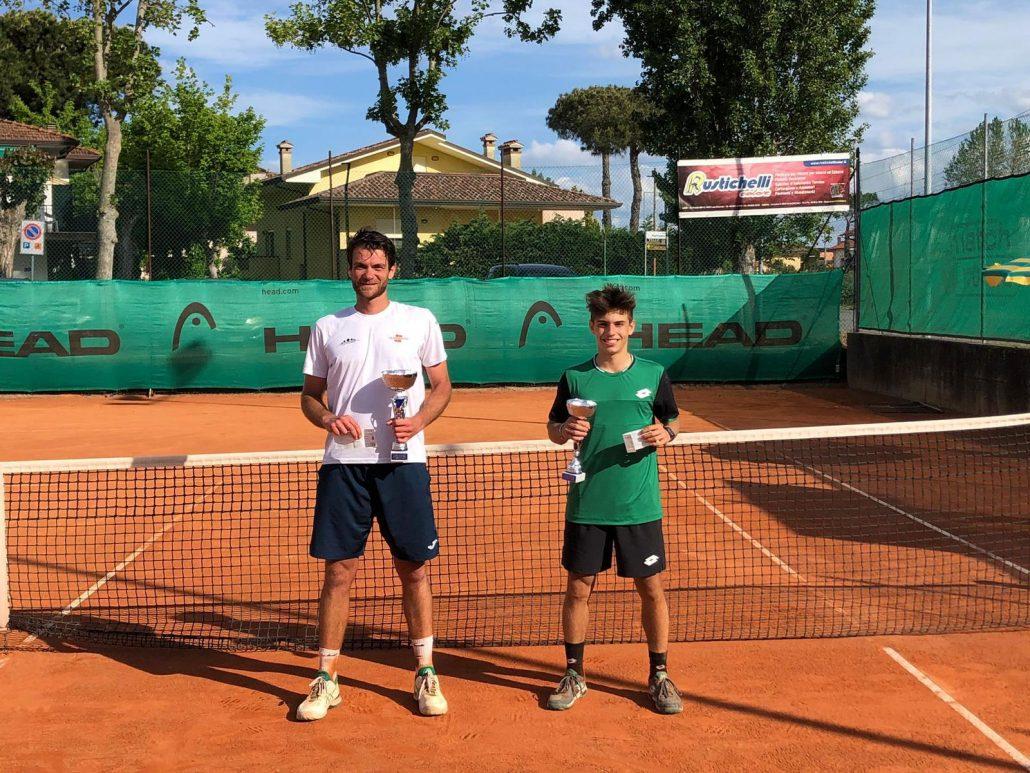 Mattia Barducci trionfa nell'Open del Paradiso di Cesenatico