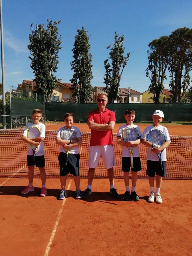 Joma Junior Tour al Carpena, avanzano Longo, Giovagnoli ed Ottaviani del Ct Cicconetti