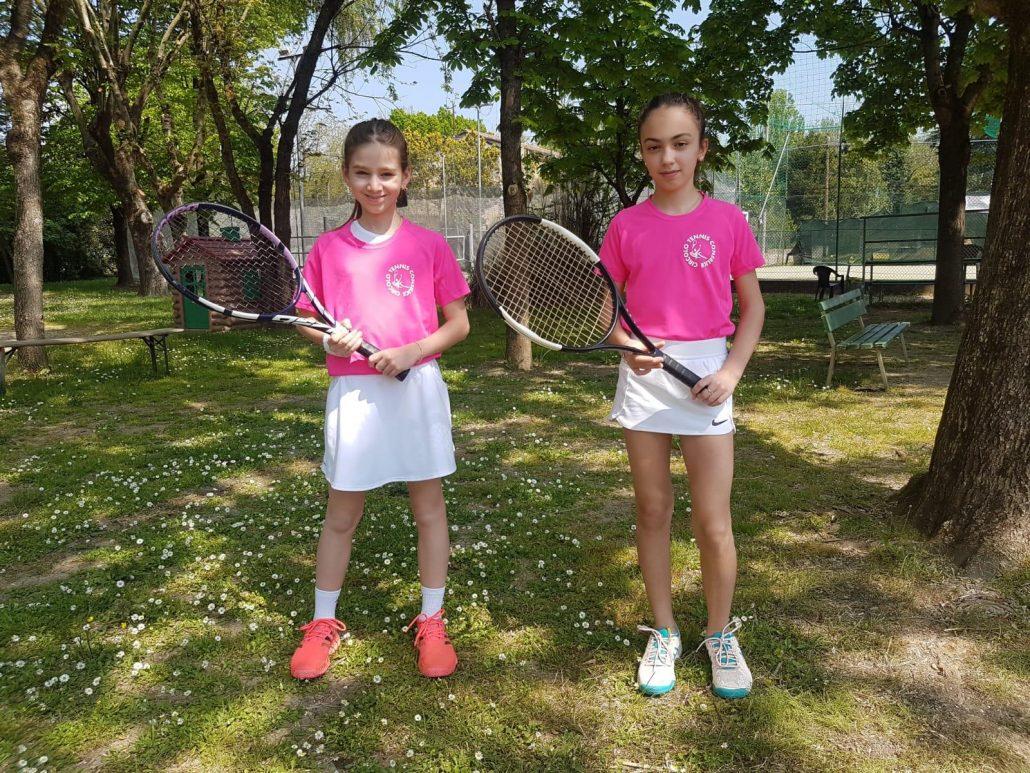 Campionato Under 12 femminile: il Ct Conselice supera la prima fase e raggiunge le altre romagnole