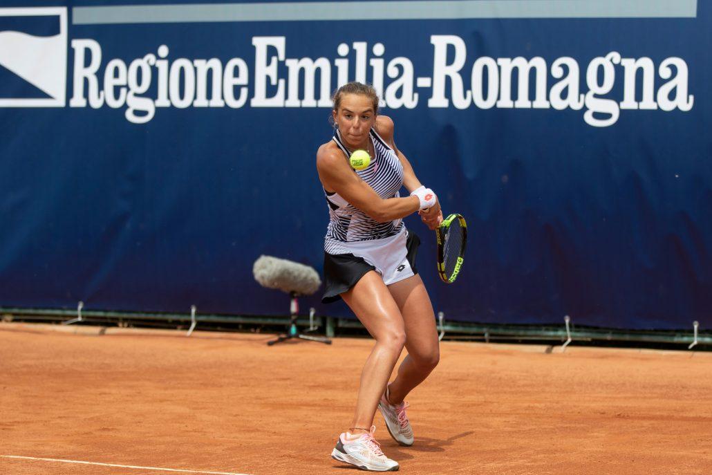 Lucia Bronzetti sfida la bulgara Shinikova-La Coppa della Locandiera e i 3° a Cesenatico al rush finale