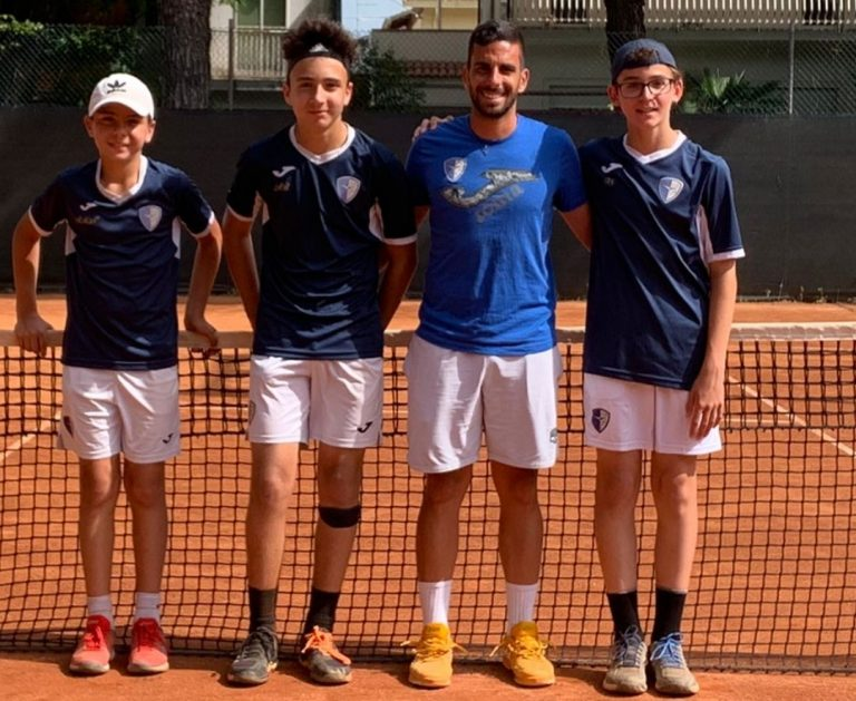 Under 14 maschile Tennis Club Riccione