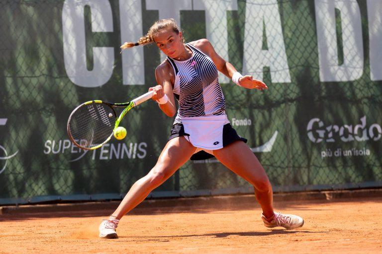 Lucia Bronzetti ITF Grado