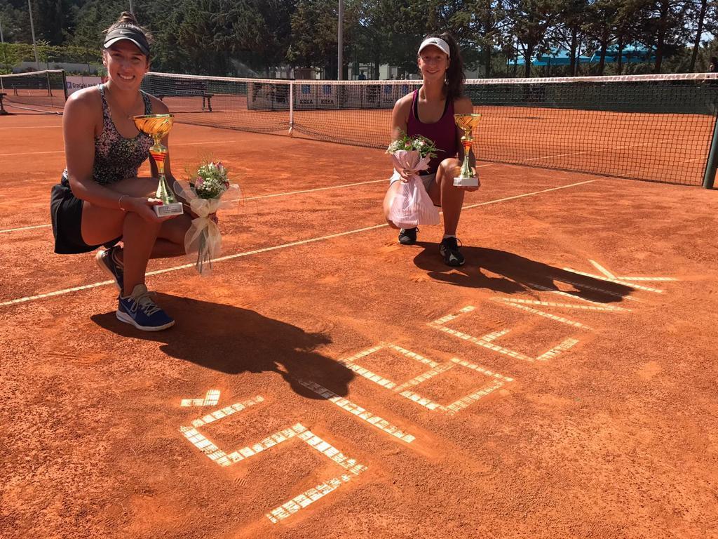 Berberovic super, finale in singolare e doppio, con Fossa Huergo, nell'Itf di Sibenik