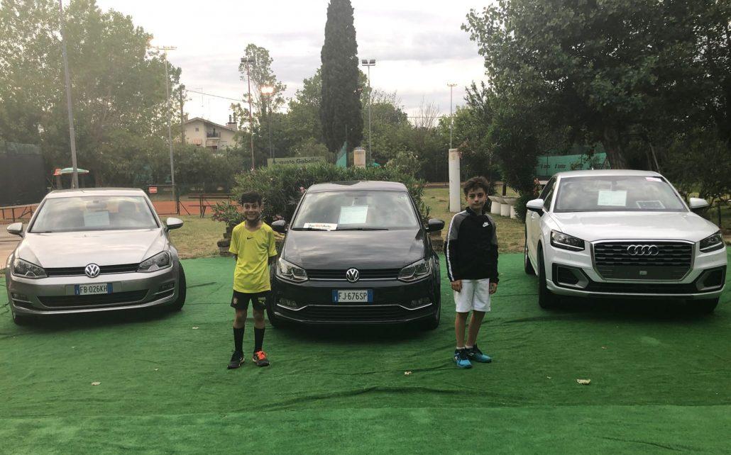 Torneo giovanile Ct Cerri: si qualificano Ottaviani e Attanasio, brilla Carlotti
