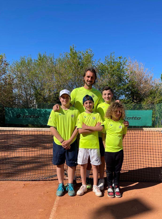 Giorni tosti al Ct Cerri tra tornei giovanili e l'avvio del torneo di 3° maschile