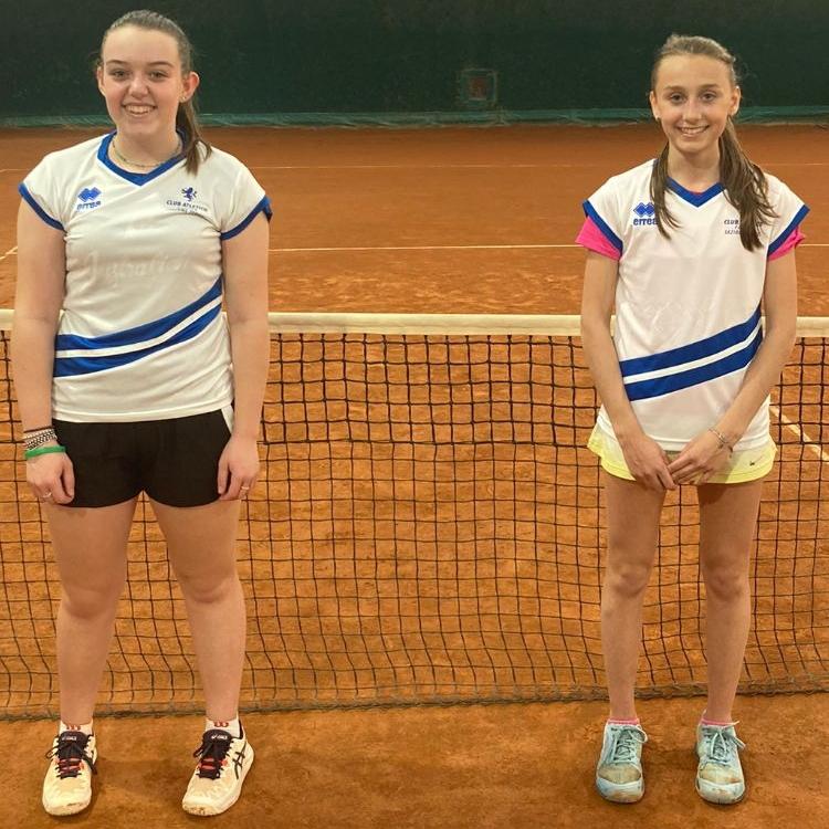 Campionato Under 14 femminile: semifinali regionali per Ct Cast, Ct Zavaglia e Tc Faenza A