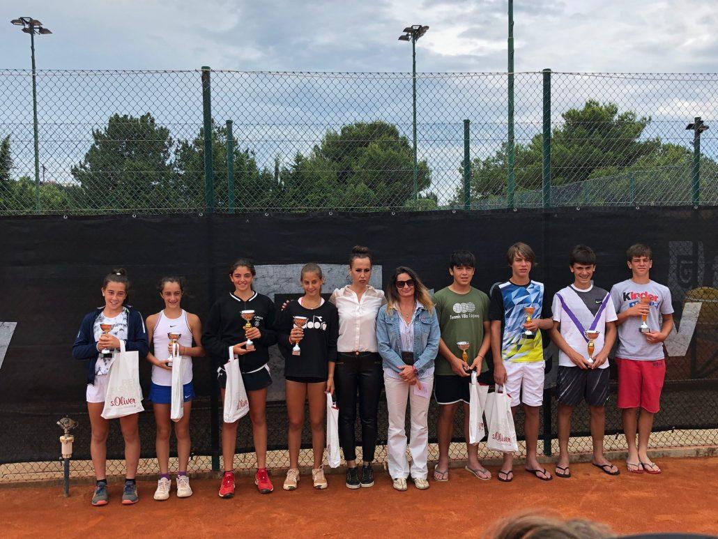 Tennis Europe Portorose: trionfo di Sveva Azzurra Pansica e Carolina Gasparini in doppio
