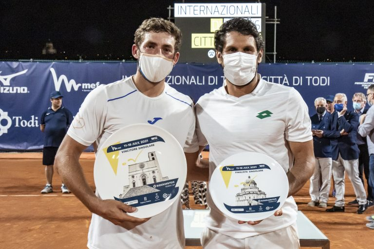 Mario Vilella Martinez e Federico Gaio a Todi