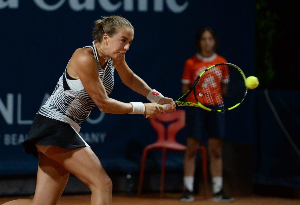 """Lucia Bronzetti: """"Ho fatto più di quanto pensassi, il sogno US Open si avvicina"""""""