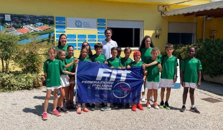 La rappresentativa di Rimini di Coppa delle Province a Vicenza