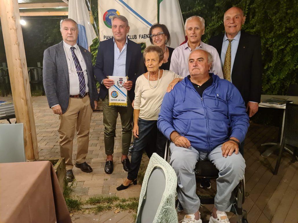 Serata La Redazione di Viviano al Tennis Club Faenza