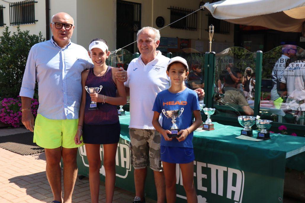 Torneo giovanile Tc Viserba, successi di Minakhin (bis), Tombari, Pellandra, Al Kilani, Valli, Totorizzo e Pagliarani