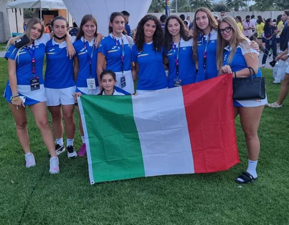 Mondiali junior padel: in semifinale le azzurrine con Ugolini e Calderoni