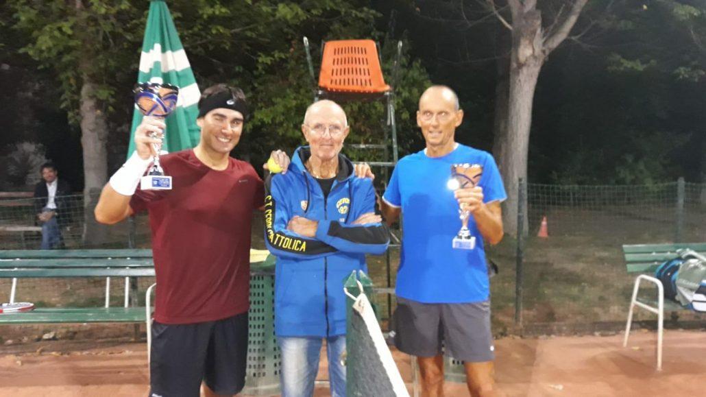 Emanuele Pazzaglia ha vinto il torneo di 4° del Circolo Tennis Cerri