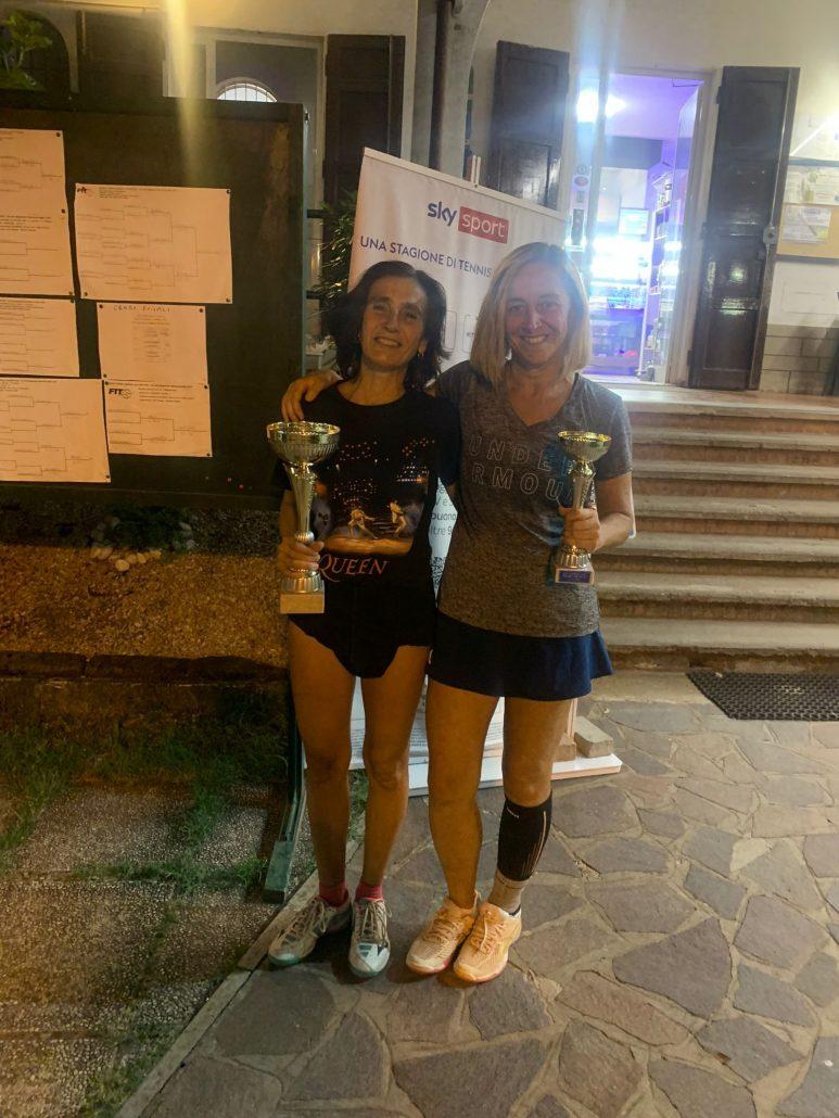 Torneo Lady 40 al Ct Cacciari: Arianna Baldisserri porta a casa il titolo