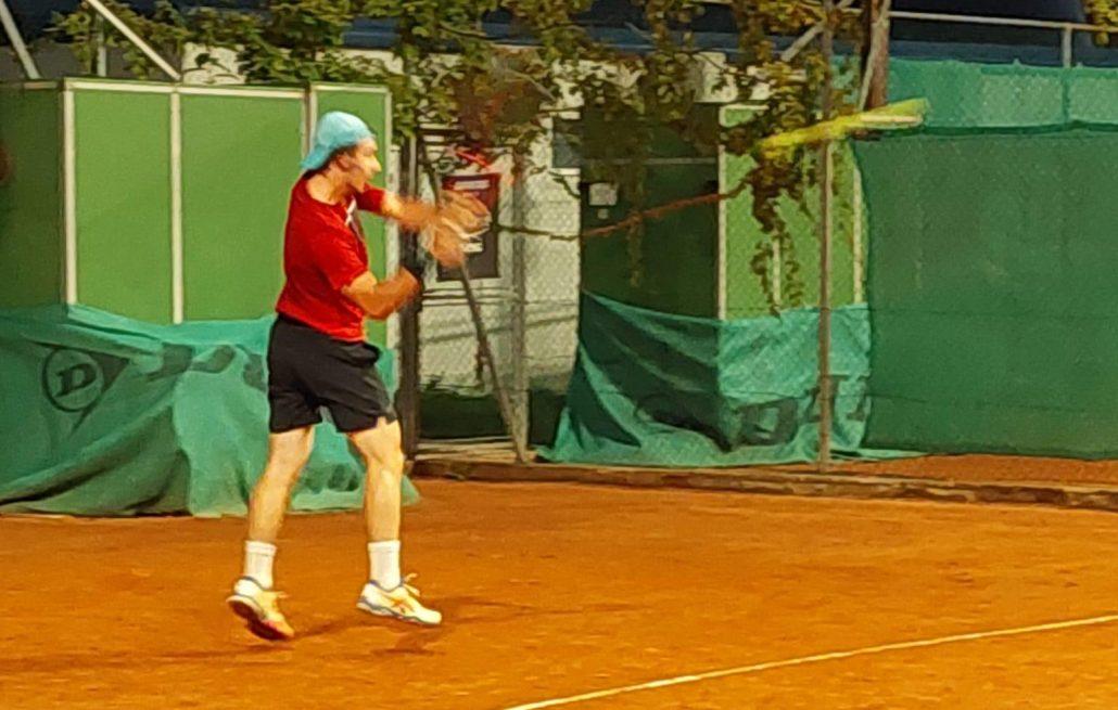 Open Russi Sporting Club: semifinali per Edoardo Lanza Cariccio e Martina Balducci