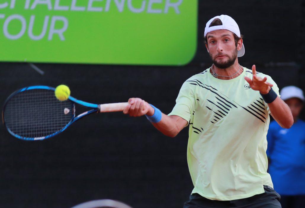 ITF Il Cairo: Picchione fermato nei quarti da Roncalli
