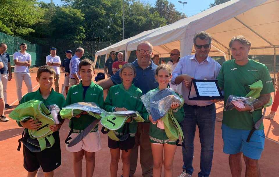 Euroregione Tennis Cup: trionfano gli under 10 emiliano-romagnoli