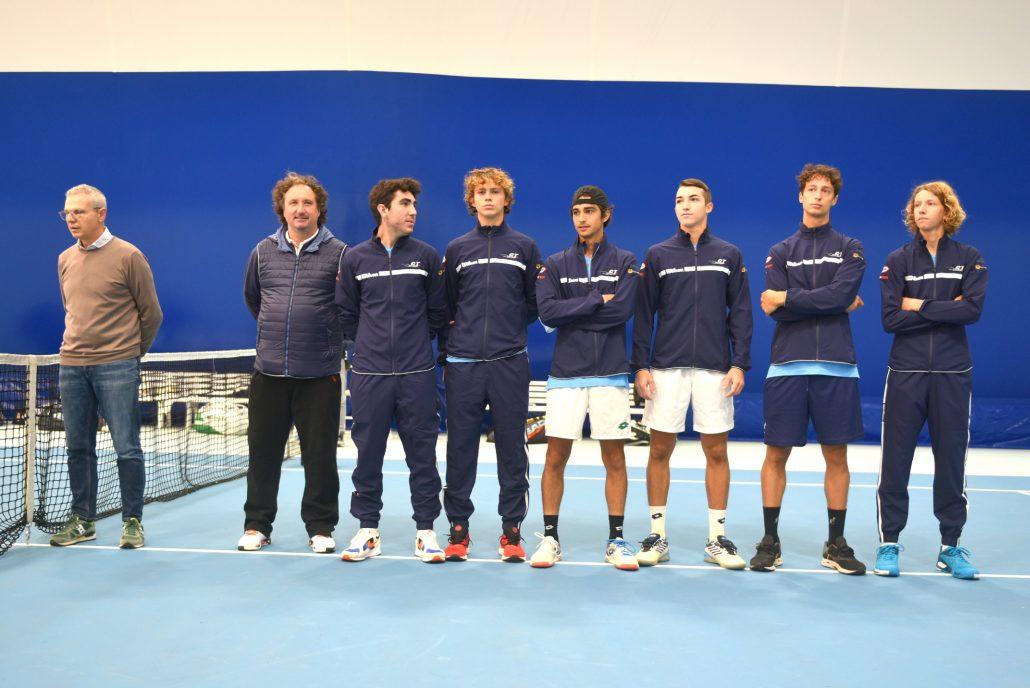 squadra di serie A1 del Ct Massa Lombarda