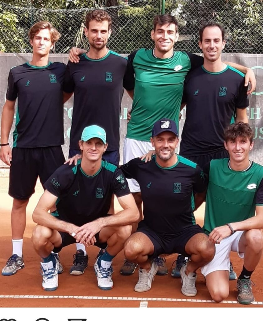 squadra di serie A1 Sporting Club Sassuolo