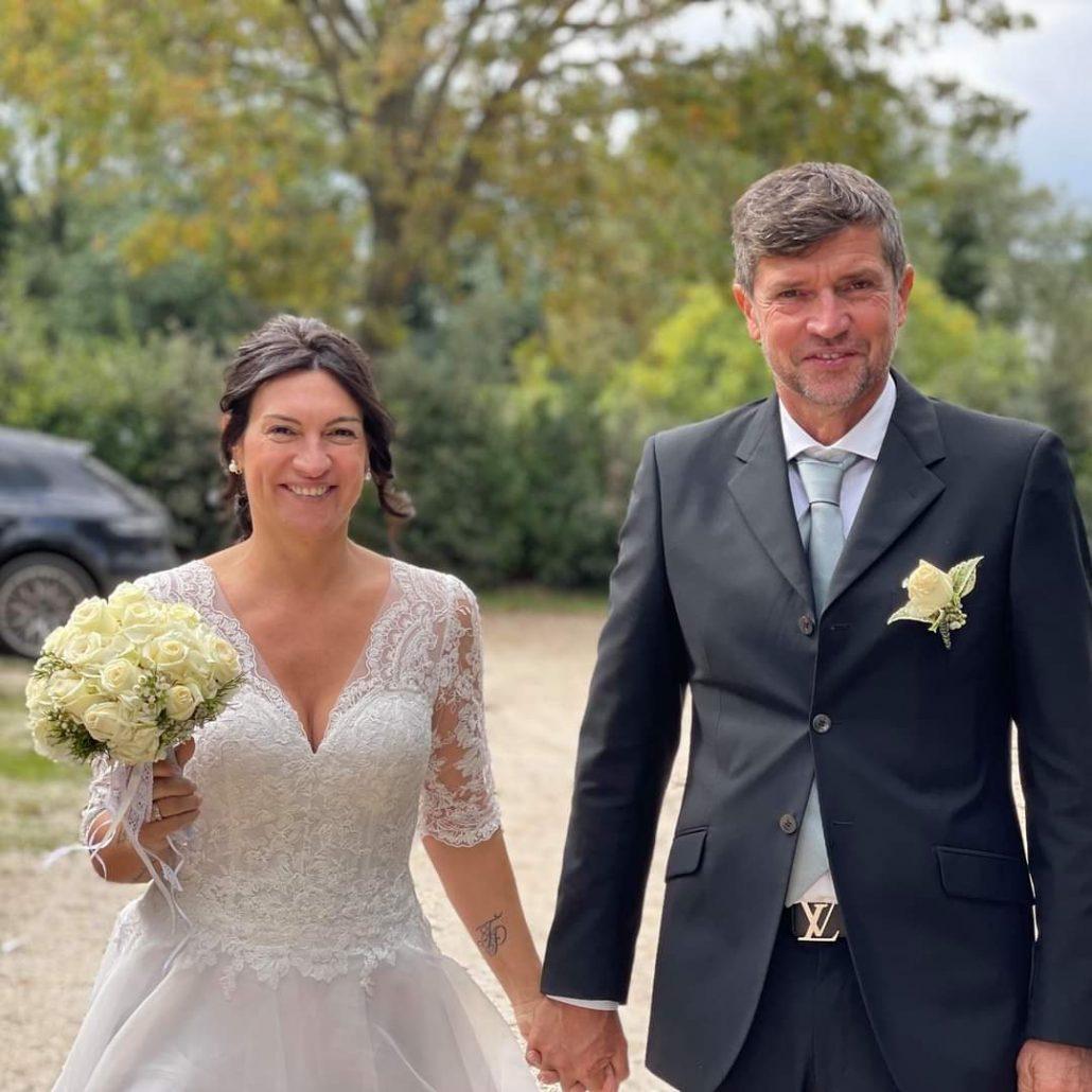 Paolo Pambianco e Tamara Resta convolano a nozze: le felicitazioni di net-gen.it e di tutto il mondo del tennis